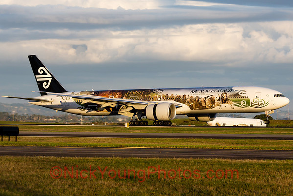 Air New Zealand Boeing 777-300ER Hobbit