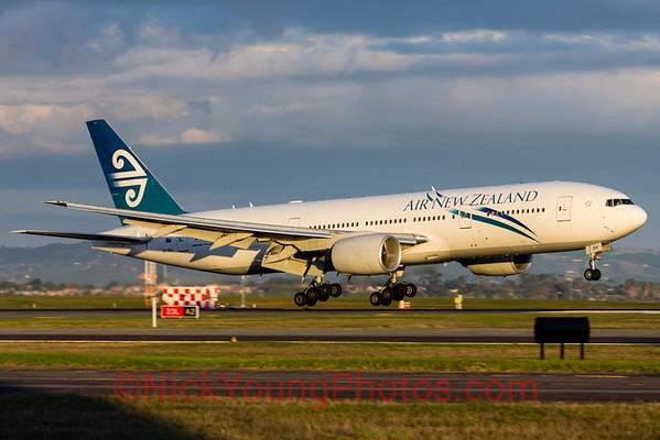 Air New Zealand Boeing 777-200ER