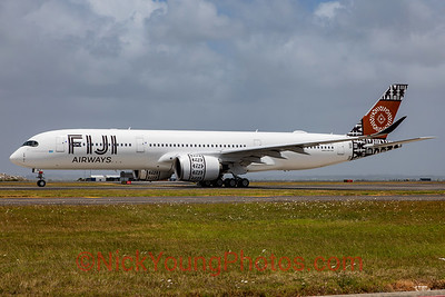 Fiji Airways Airbus A350-900