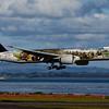 "Air New Zealand Boeing 777-300ER ""Hobbit Jet"""