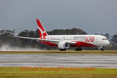 Qantas 100th Anniversary Boeing 787-9