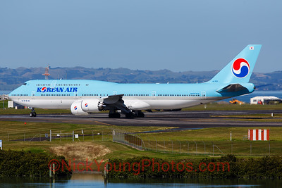 Korean Air Boeing 747-8i