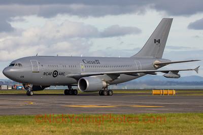 Canada Air Force Airbus A310/CC-150 Polaris