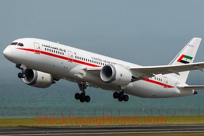 Dubai Air Wing Boeing 787-8