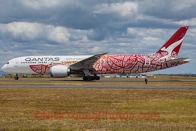 Qantas Boeing 787-9 Emily