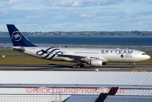 "China Southern Airbus A330-200 ""Skyteam"""