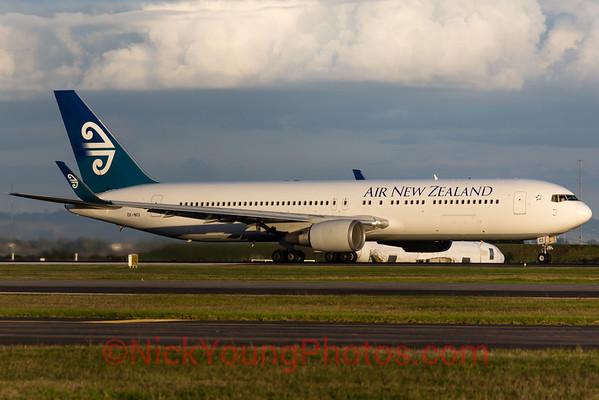 Air New Zealand Boeing 767-300ER