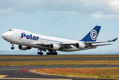 Polar Air Cargo Boeing 747-400F