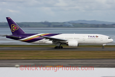 Thai Airways Boeing 777-200ER