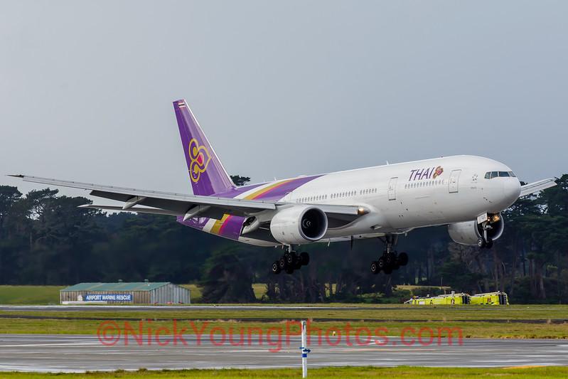 Thai Airways Boeing 777-200ER