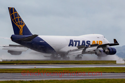 Atlas Air Boeing 747-400F