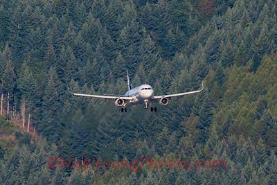 Air New Zealand Airbus A320