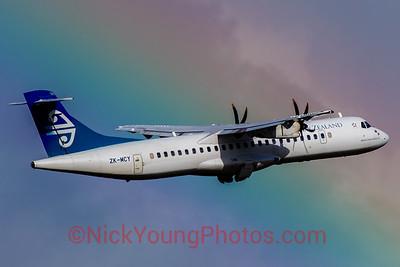 Air New Zealand Link ATR 72-500