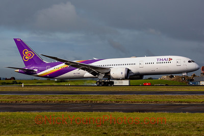 Thai Airways Boeing 787-9