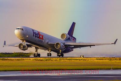 FedEx McDonnell Douglas MD-11F