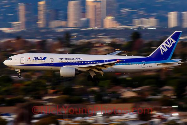 ANA Boeing 777-200ER