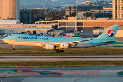 Korean Air Cargo Boeing 747-8F