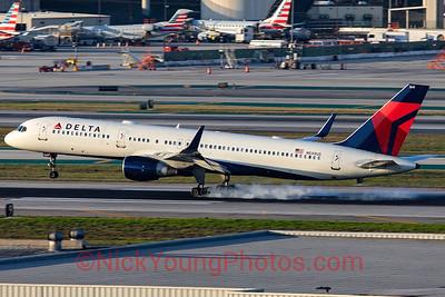 Delta Airlines Boeing 757-200