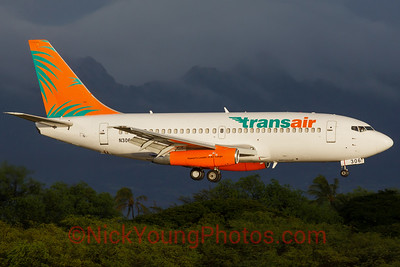 Transair Boeing 737-200F