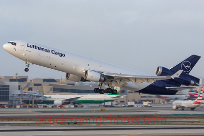 Lufthansa Cargo McDonnell Douglas MD-11F