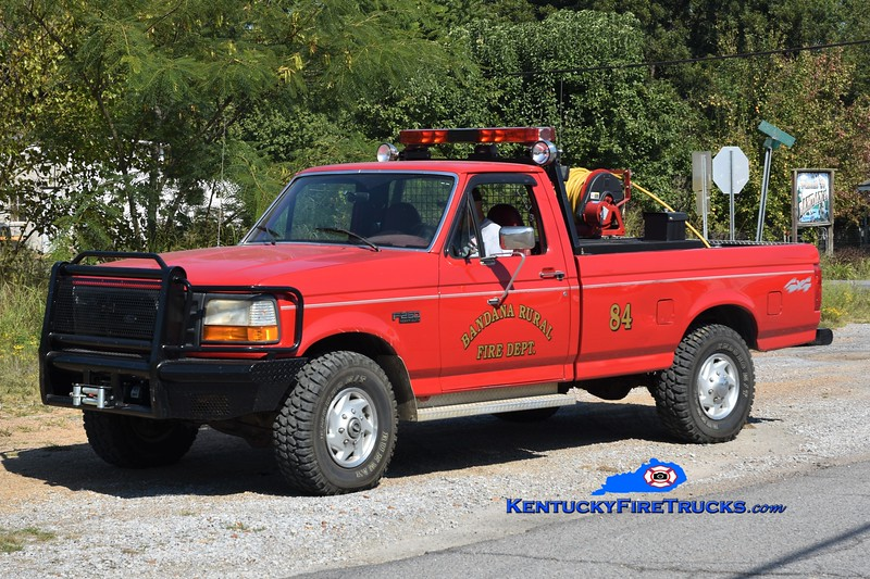Bandana  Brush 84<br /> 1997 Ford F-250 4x4 50/200<br /> Greg Stapleton photo
