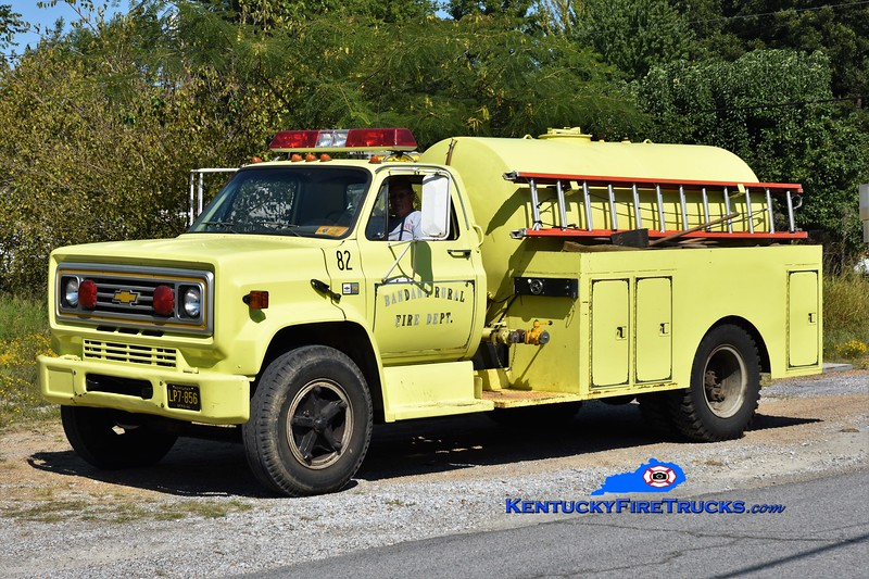 Bandana  Tanker 82<br /> 1978 Chevy C70/Local 250/1250<br /> Greg Stapleton photo