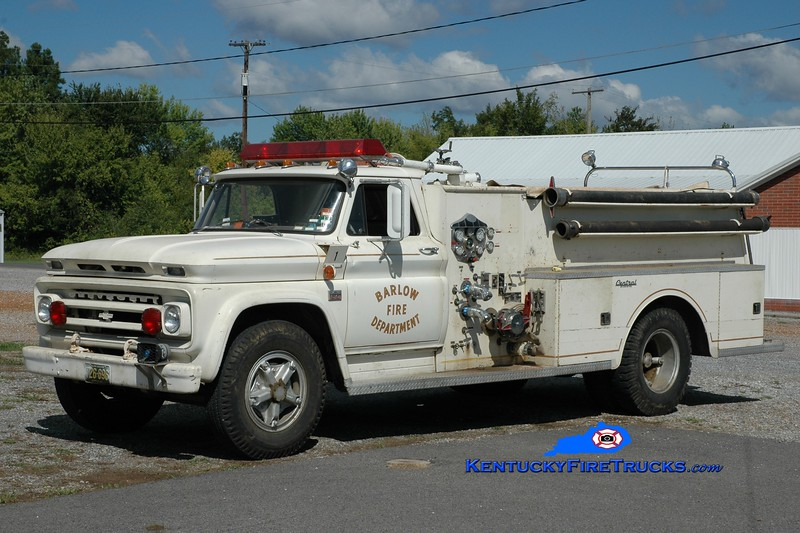 <center> RETIRED <br> Barlow City  Engine 602 <br> 1966 Chevy C60/Central 750/500 <br> Greg Stapleton photo </center>