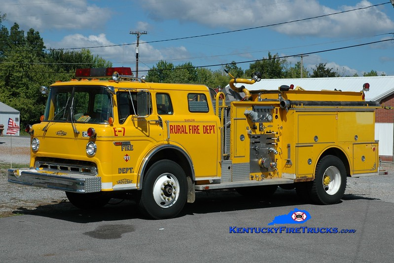 <center> Barlow Rural  Engine 7 <br> x-Newark, CA <br> 1979 Ford C-8000/Van Pelt 1000/1000 <br> Greg Stapleton photo </center>