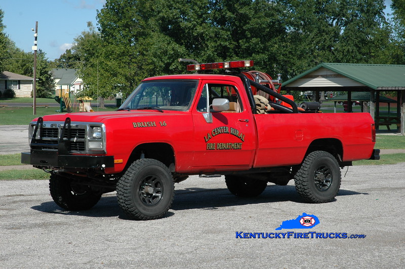<center> La Center Rural Brush 16 <br> 1993 Dodge 4x4/2010 CET 200/250 <br> Greg Stapleton photo </center>