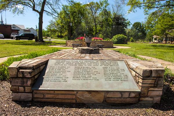 Banks_Homer Veterans Park_6499
