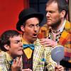 Count Almaviva – Jonathan Blalock<br /> Basilio – Peter Campbell<br /> Figaro – Nathan Wentworth