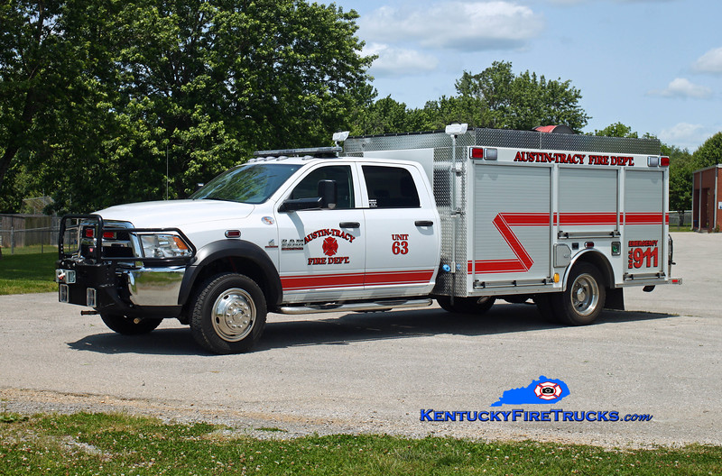 Austin-Tracy  Unit 63<br /> 2015 Dodge 5500 4x4/Southeast 350/300/10<br /> Kent Parrish photo