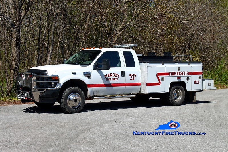Park City  Brush 23<br /> 2007 Ford F-350 4x4/Douglass/Heiman 250/250/10<br /> Kent Parrish photo