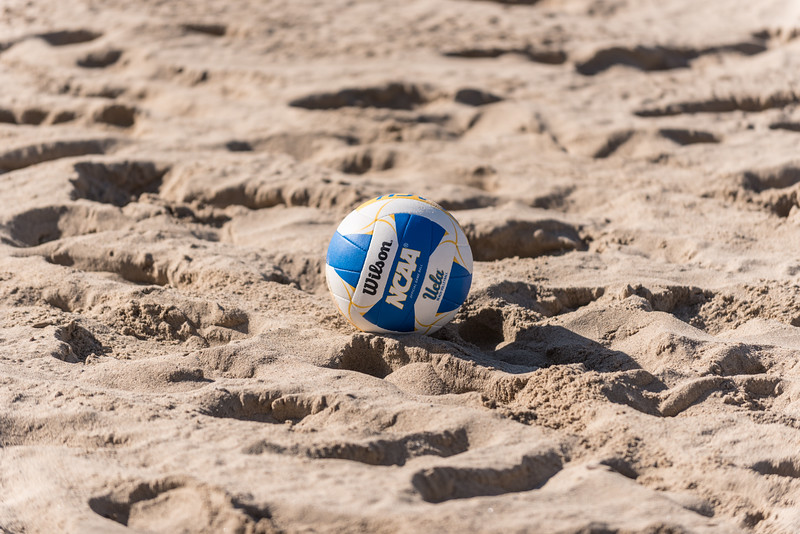 UCLA Beach Volleyball vs. Cal State Northridge @ Annenberg Community Beach House, Santa Monica