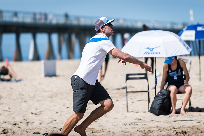 UCLA Beach Volleyball - USAV Collegiate Challenge  @ Hermosa Beach