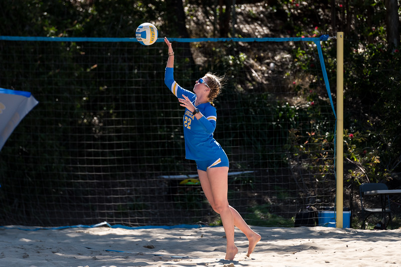 UCLA Beach Volleyball vs Pepperdine @ Sunset Canyon Recreation Center