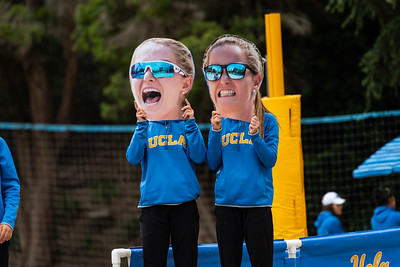 UCLA Beach Volleyball Senior Day @ Sunset Canyon Recreation Center