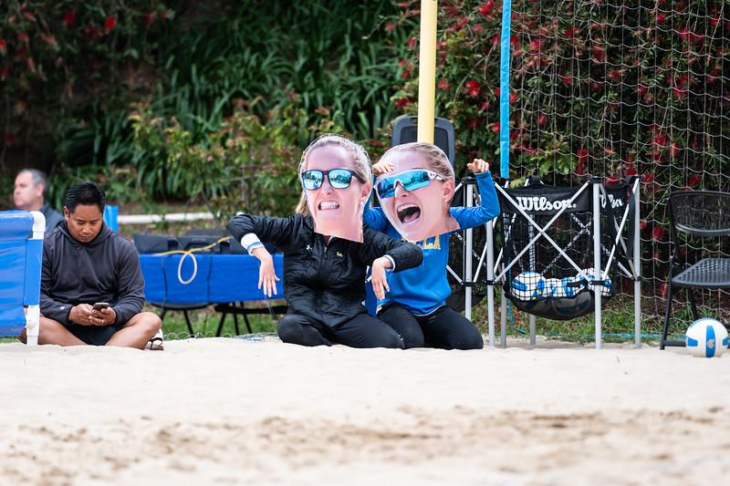 UCLA Beach Volleyball Senior Day @ Sunset Canyon Recreation Center