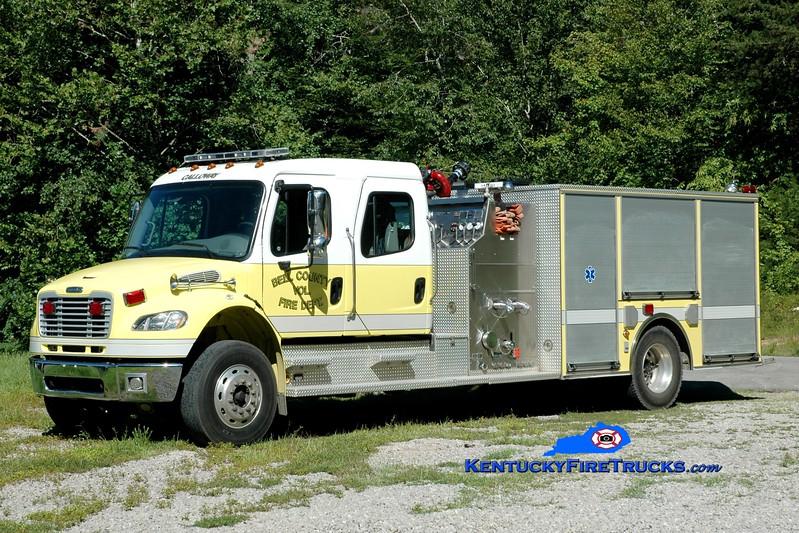 <center> Bell County Pumper 7  <br> 2004 Freightliner M2-106/American LaFrance 1250/1000 <br> Greg Stapleton photo </center>