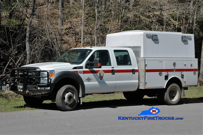 Cumberland Gap National Park Truck 650<br /> 2011 Ford F-550 4x4/Brand FX Crew Rig<br /> Greg Stapleton photo