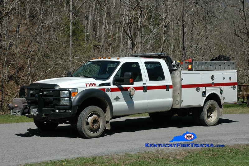 Cumberland Gap National Park  Engine 630<br /> 2011 Ford F-550 4x4/Brand FX Type 6 250/300 <br /> Greg Stapleton photo