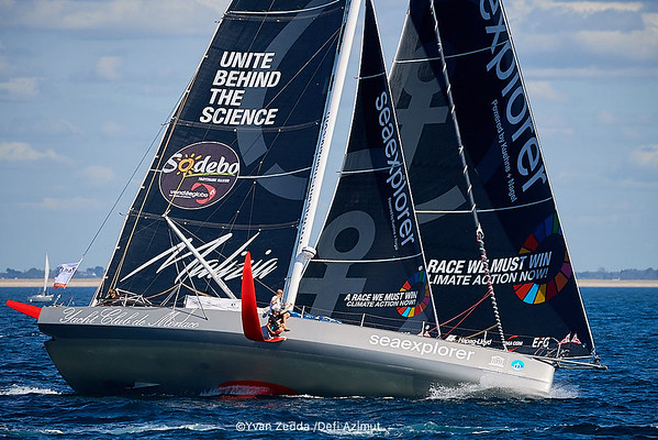 Le Défi Azimut - Speed Runs - 8 September 2020 - Lorient