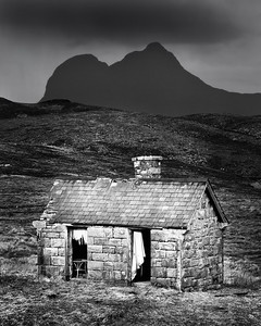 In Suilven's Shadow