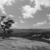 View from the top of Stone Mountain, NC.<br /> best print size - 8x12 or 12x18