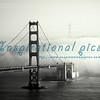 Golden Gate Bridge with Fog