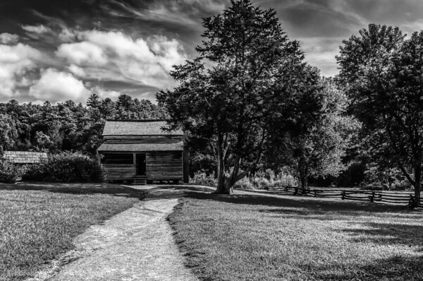 Dan Lawson's Place, Cades Cove