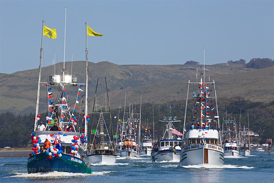 FF@BB-150412-0002 Fishing Fleet Blessing of the Fleet