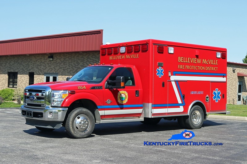 Belleview-McVille  Squad 1164<br /> 2010 Ford F-350 4x4/McCoy Miller<br /> Kent Parrish photo