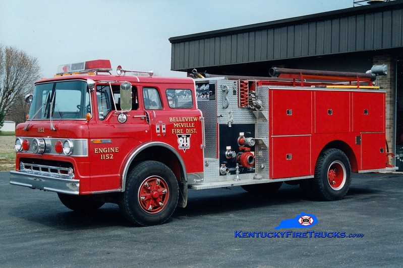 <center> RETIRED <br> Belleview-McVille  Engine 1152 <br> 1981 Ford C/Pierce 1000/1000 <br> Greg Stapleton photo <br> </center>