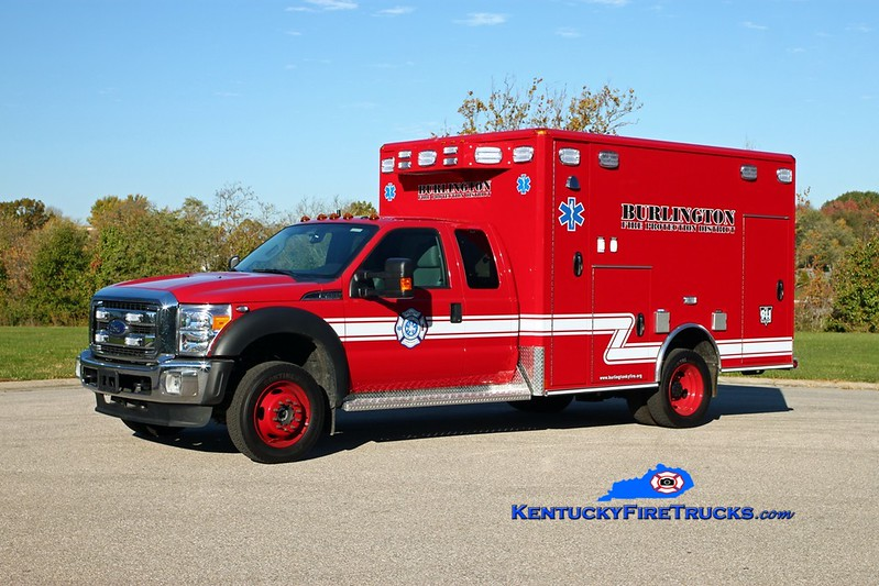 Burlington  Squad 715<br /> x-Squad 714 <br /> 2015 Ford F-450 4x4/Wheeled Coach<br /> Kent Parrish photo